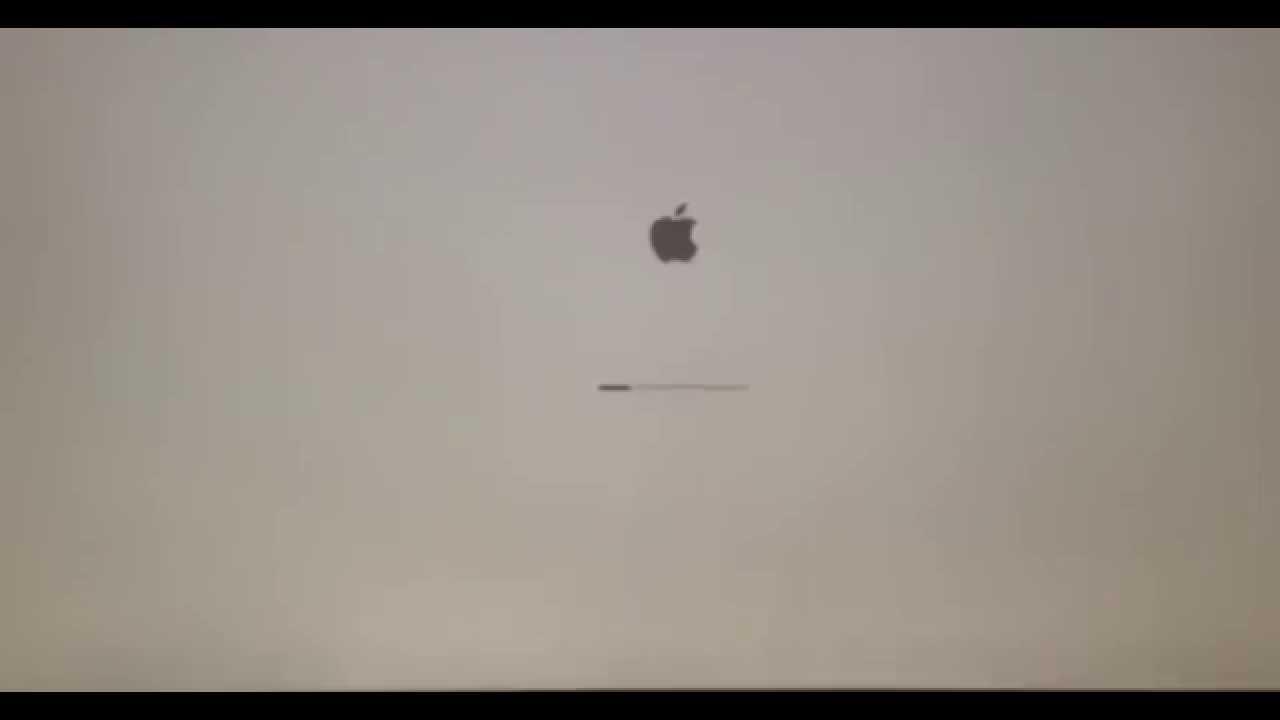 iMac, macbook frozen start up fix.
