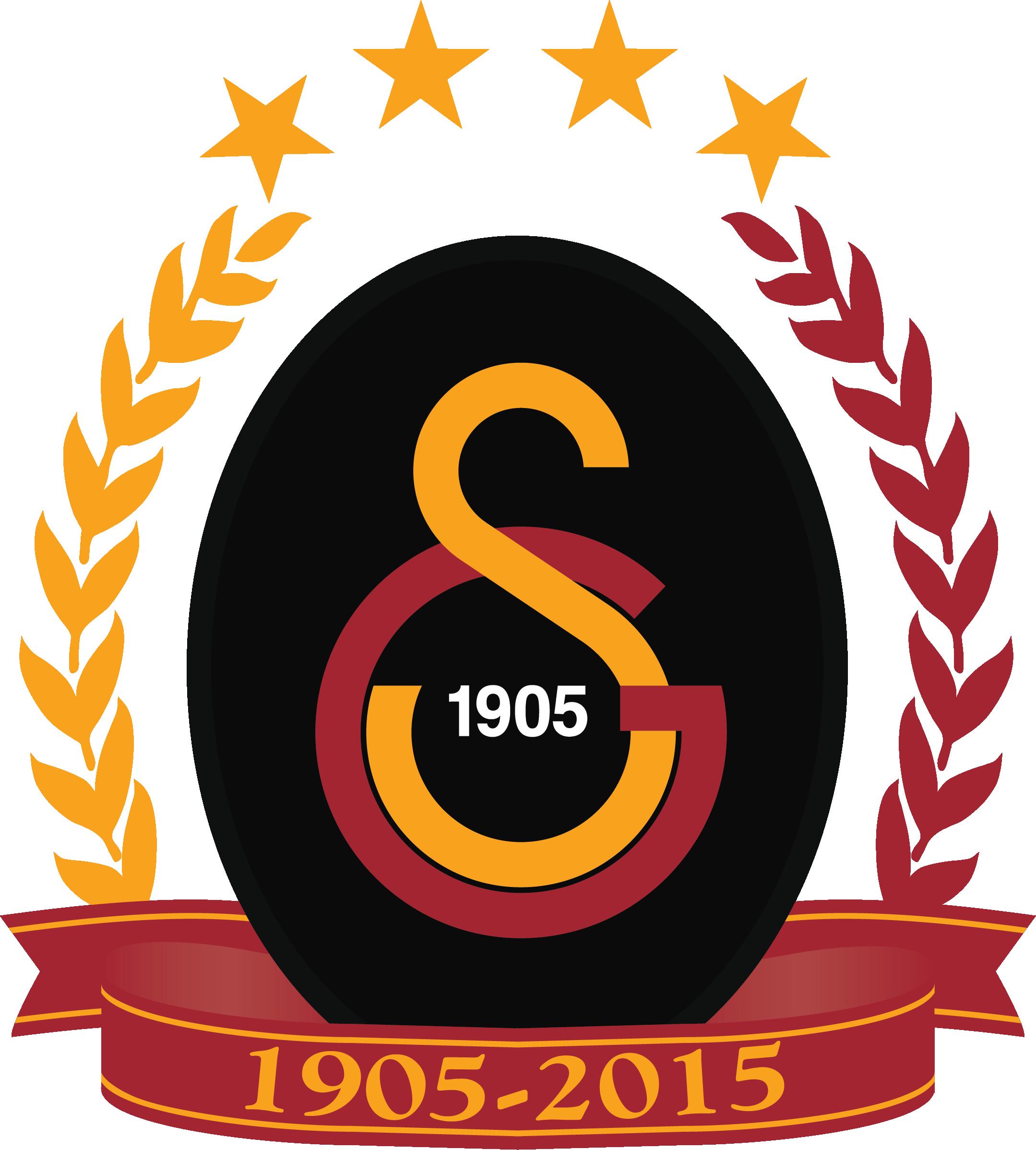 Galatasaray Kits 512x512 Logo Clipart.