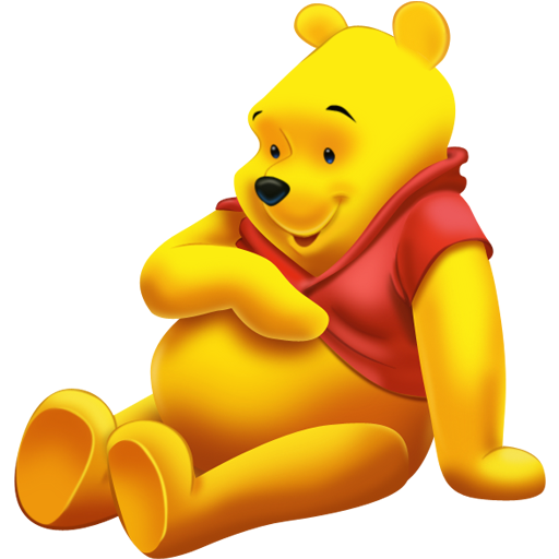Download Winnie The Pooh PNG Picture.