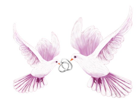 Clipart mariage alliance 10 » Clipart Station.