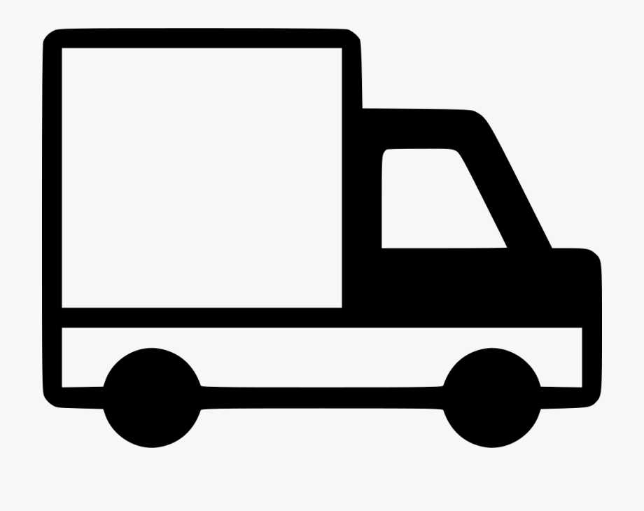 Camion Vector Png.