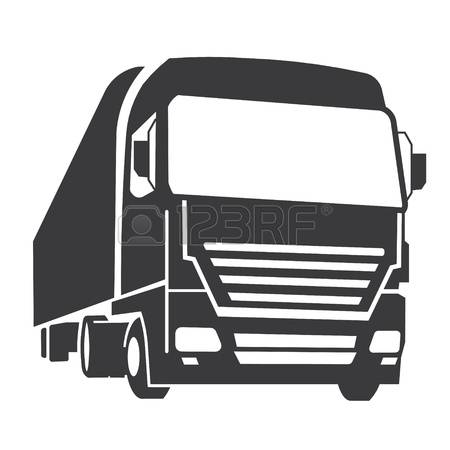 Camion transport marchandises clipart 7 » Clipart Station.
