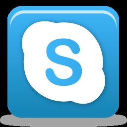 Skype Logo Clip Art.
