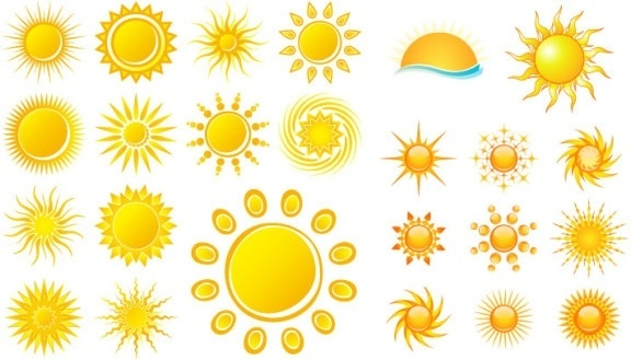 Sun free vector download (1,534 Free vector) for commercial use.