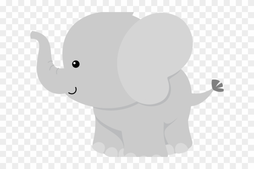 Night Clipart Baby Elephant.