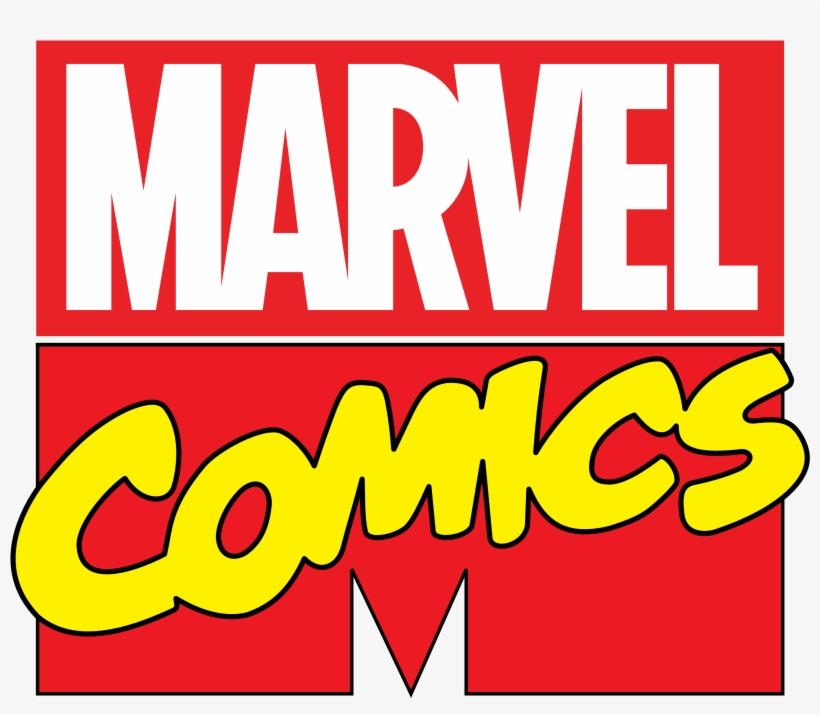 Marvel Comics Logo Png.