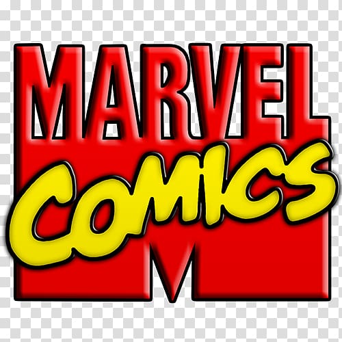 Marvel Comics illustration, Marvel Comics Comic book Logo.