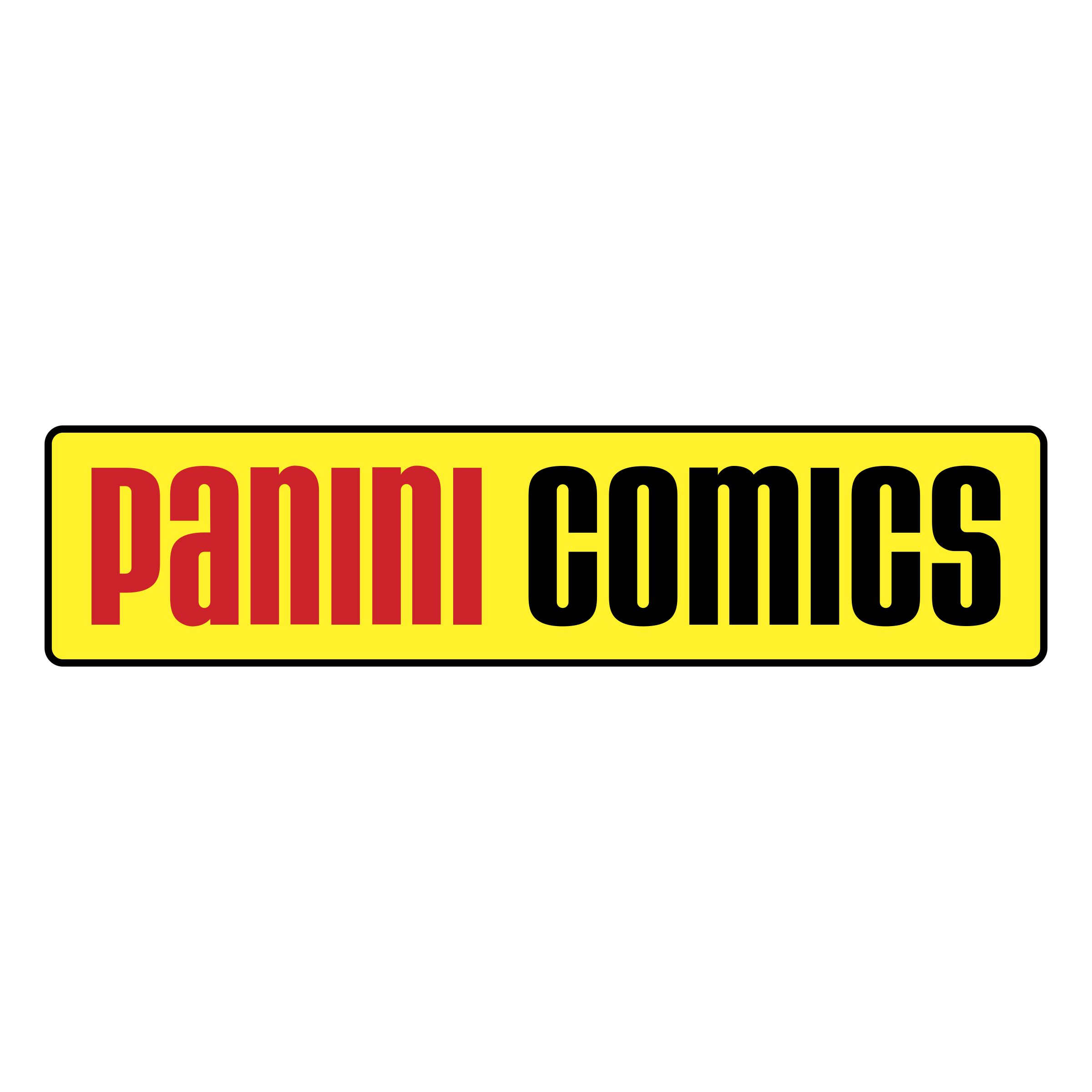 Panini Comics Logo PNG Transparent & SVG Vector.