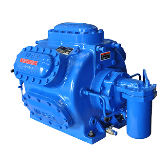 Vilter VMC 350 ES Reciprocating Compressor for Industrial.
