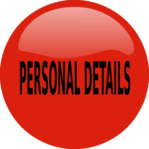 Personal Details Clip Art at Clker.com.