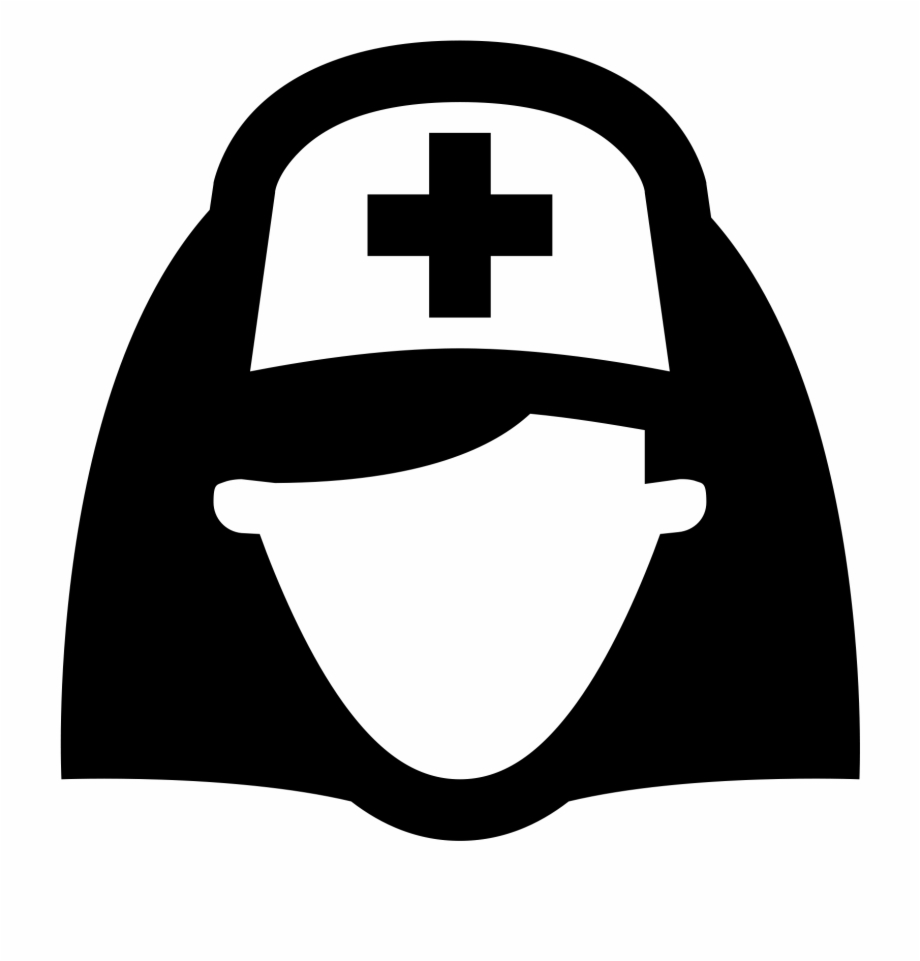 Nurse Icon Icone Infirmiere.