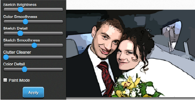 Convert Picture To Clipart Online.