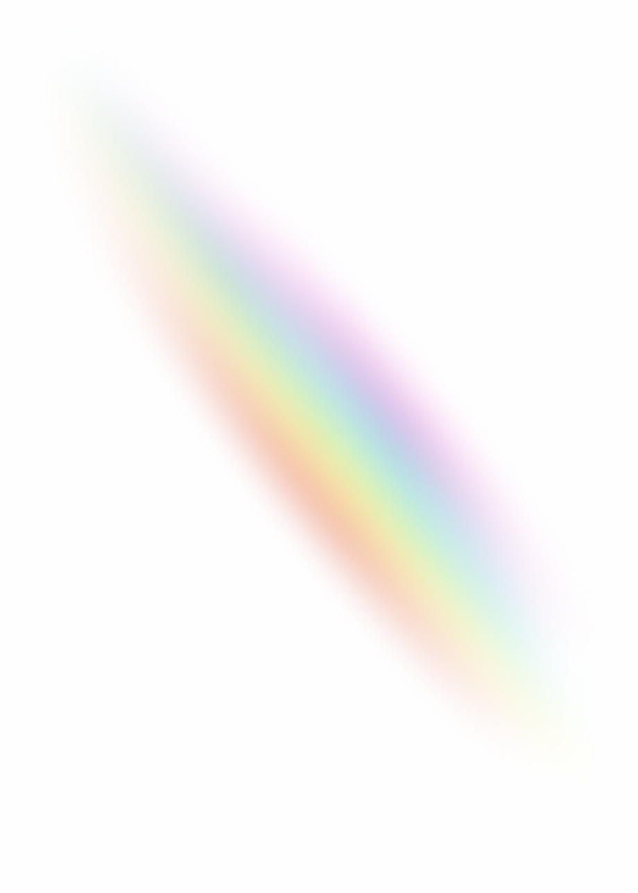 rainbow #effect #tumblr #png #sticker #pngedit.