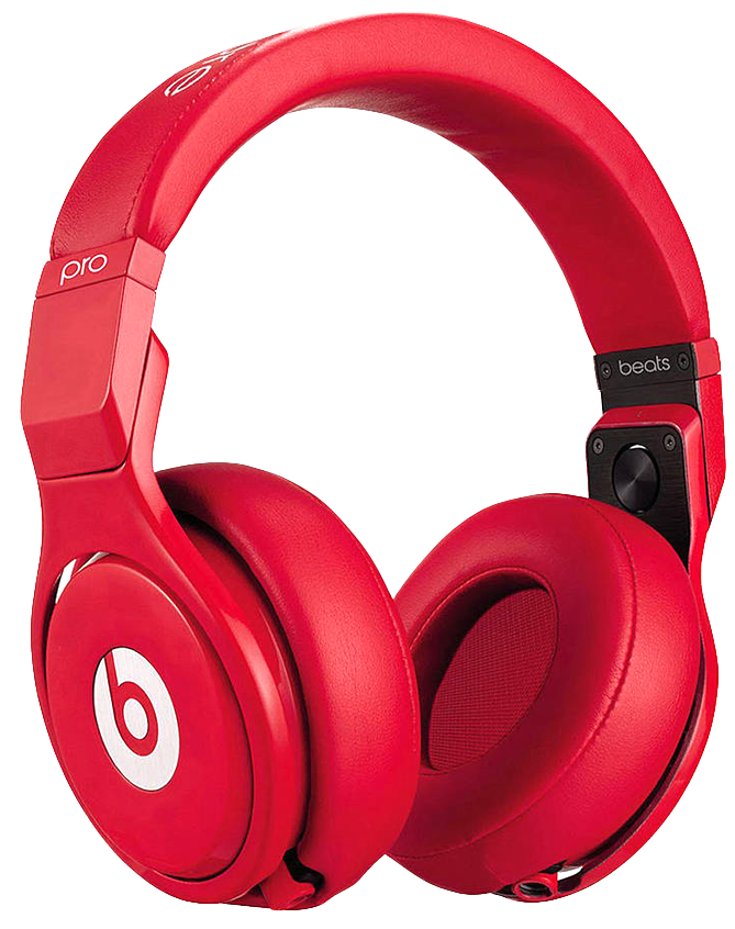 Headphone PNG image.