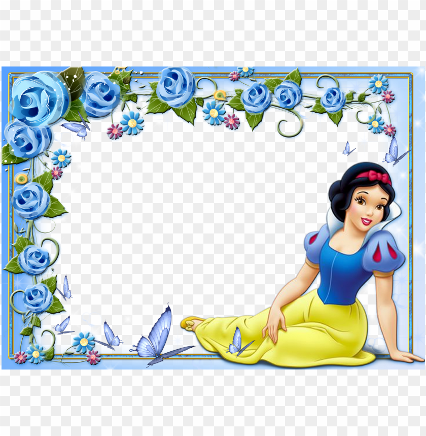 download snow white frame png clipart snow white disney.