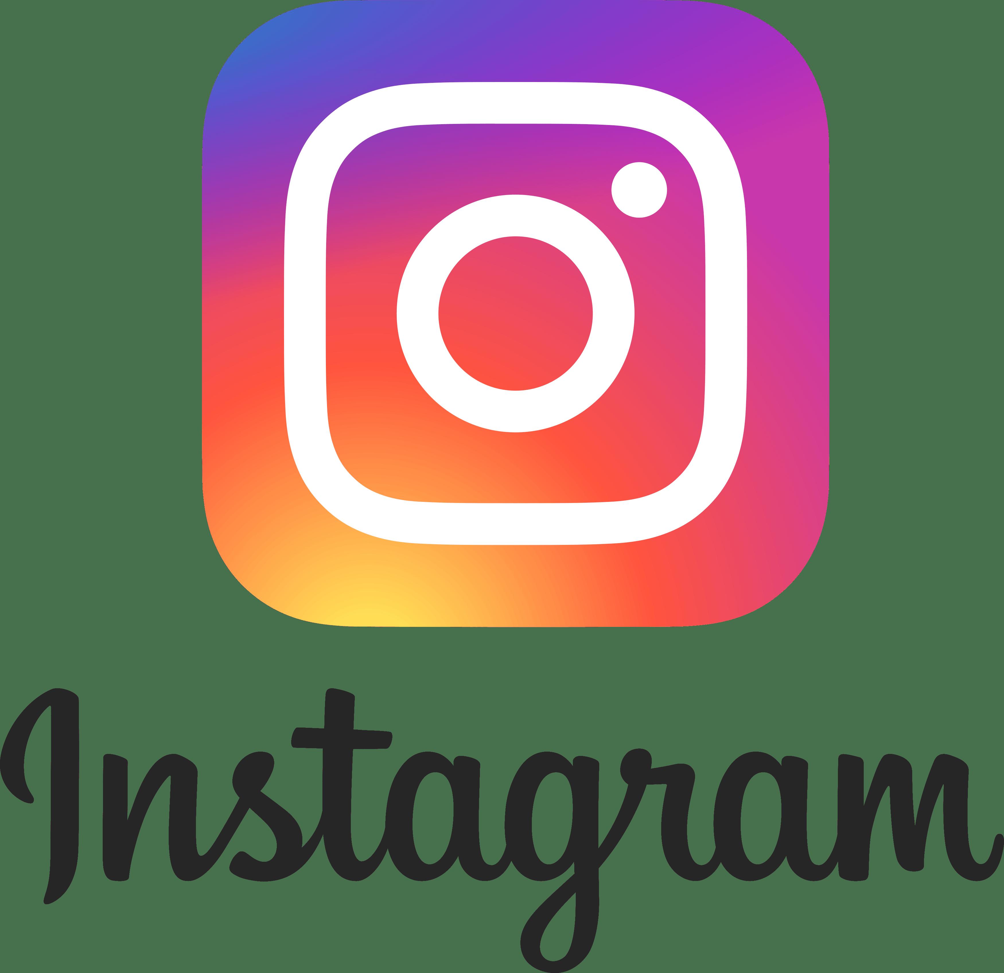 Logo do Instagram PNG [Fundo Transparente].