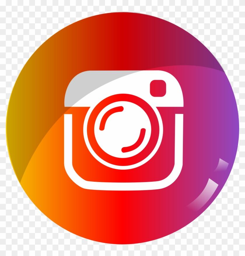 Logo De Instagram, Png, Svg, Fondo Transparente.