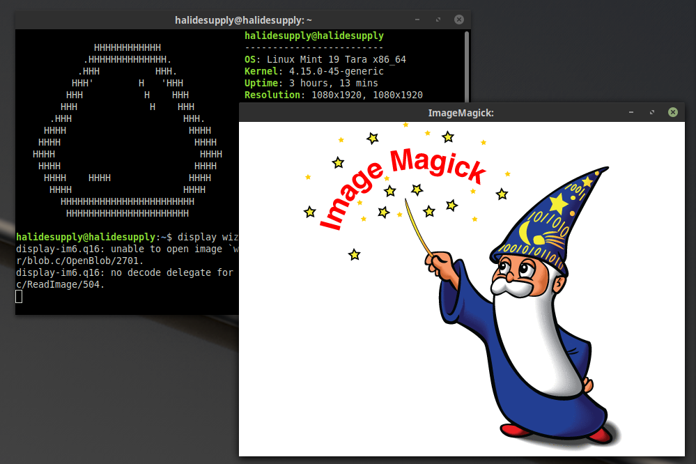 Tools of the Trade: ImageMagick.