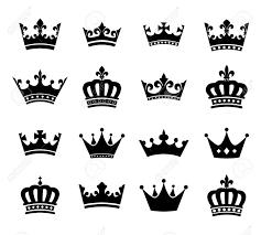 Resultado de imagen para corona princesa silueta.