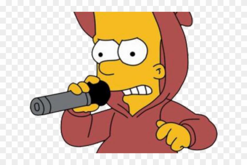 Dibujos De Bart Simpson, HD Png Download (#626124).