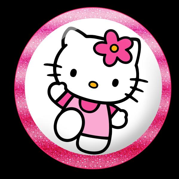 9 Bellos Cliparts e imágenes de Hello Kitty. Descarga Gratis.