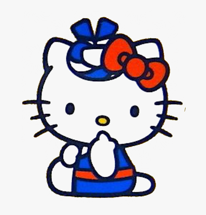 Transparent Hello Kitty Clipart.