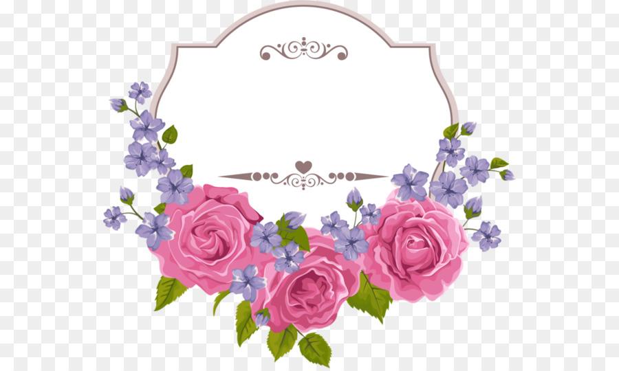 Wedding Card Design clipart.