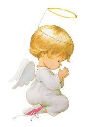 Resultado de imagen de angeles de la guarda animados para.
