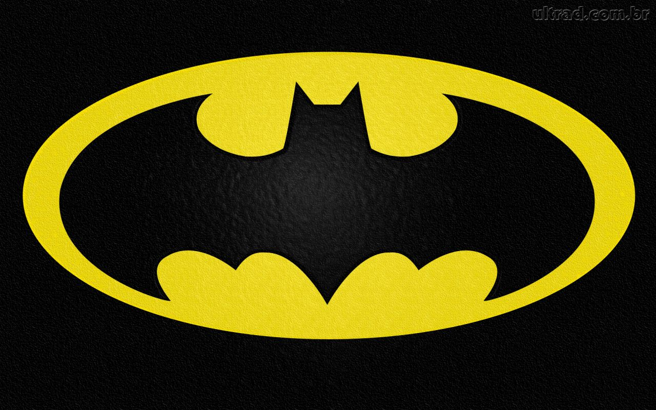 ESCUDO DE BATMAN.