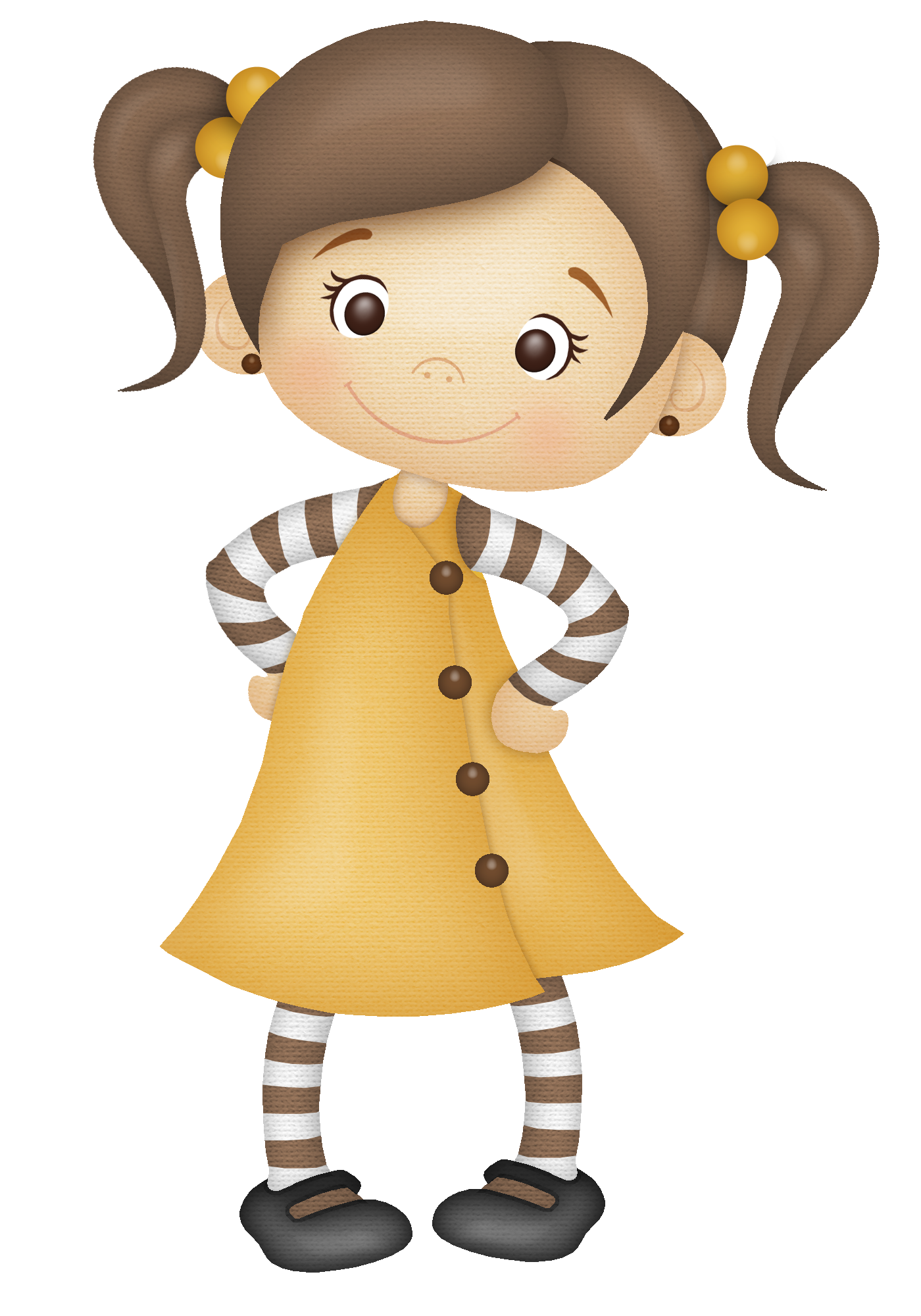 Doll clipart animated, Doll animated Transparent FREE for.