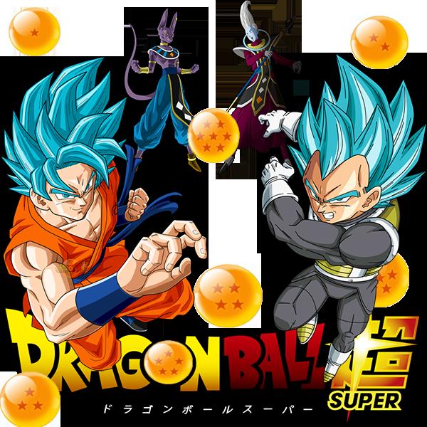 Dragon Ball Super Clipart.