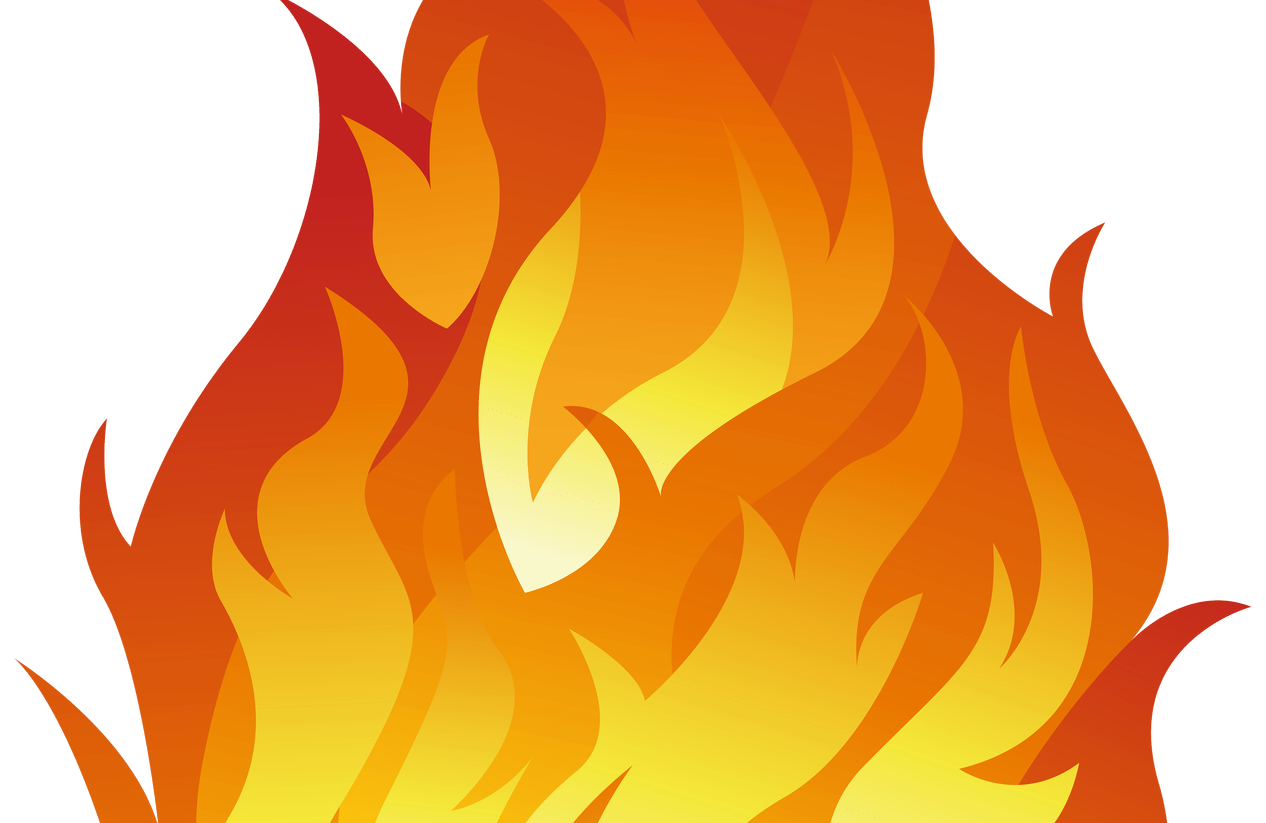 Flames clipart fuego, Flames fuego Transparent FREE for.