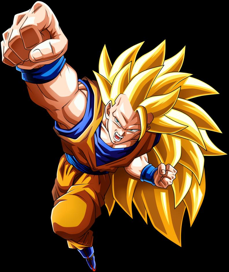 Goku Clipart Gambar.