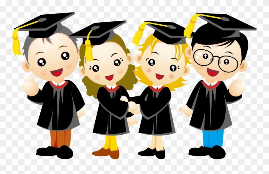 Graduate Clipart Rights Child.