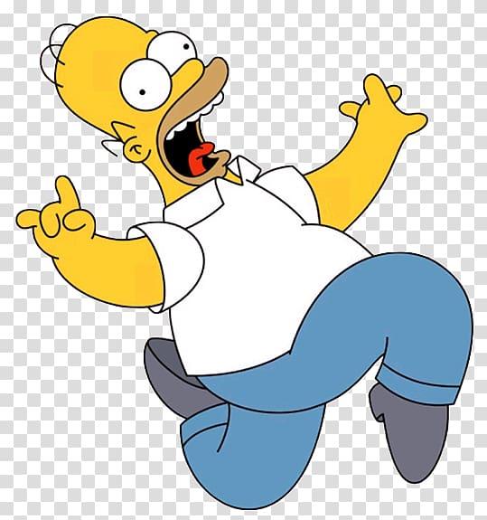 Homer Simpson, Homer Simpson Bart Simpson Maggie Simpson , Homero.