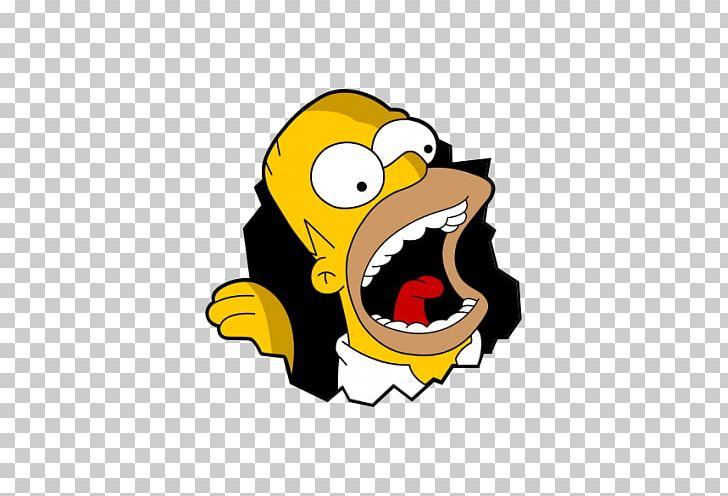 Homer Simpson Desktop High.