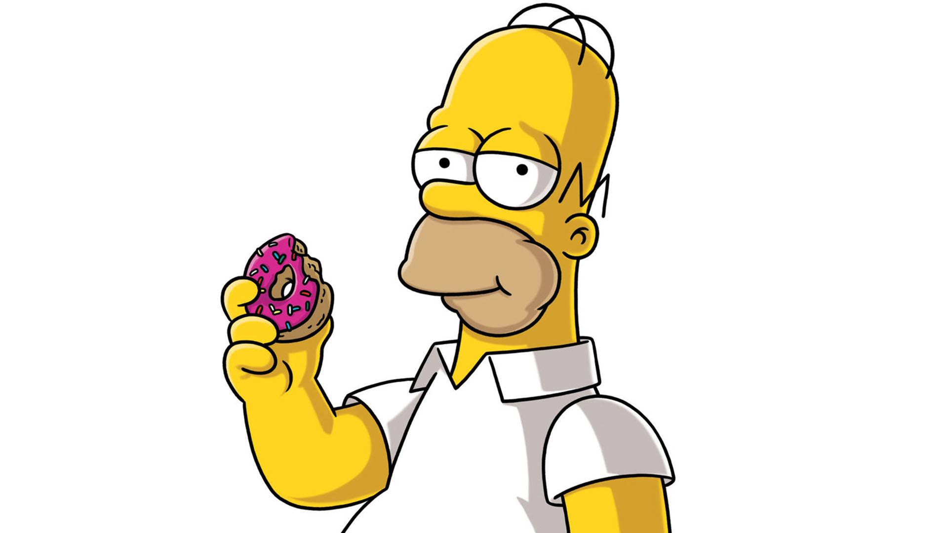 Homer Simpson Clipart at GetDrawings.com.