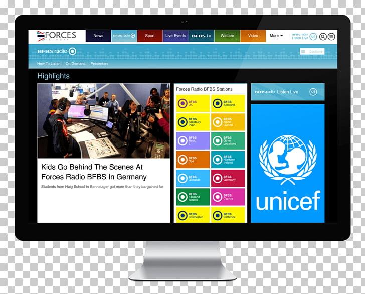 Programa informático pantalla publicitaria nuevos medios.