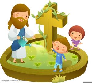 Imagenes Clipart De Jesus.