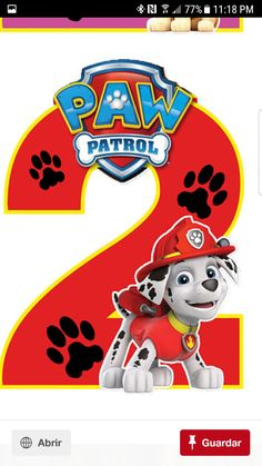 21 Best Paw patrol clipart images in 2019.