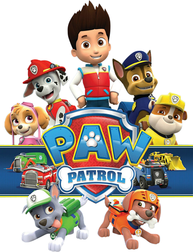 Paw patrol free clipart.