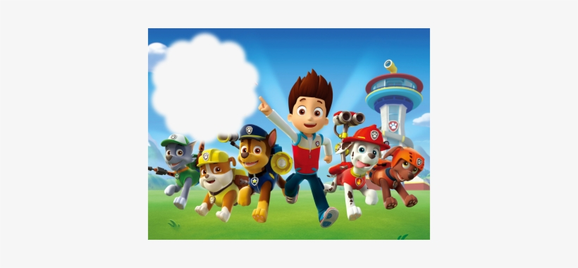 Paw Patrol Clipart File Png Images.