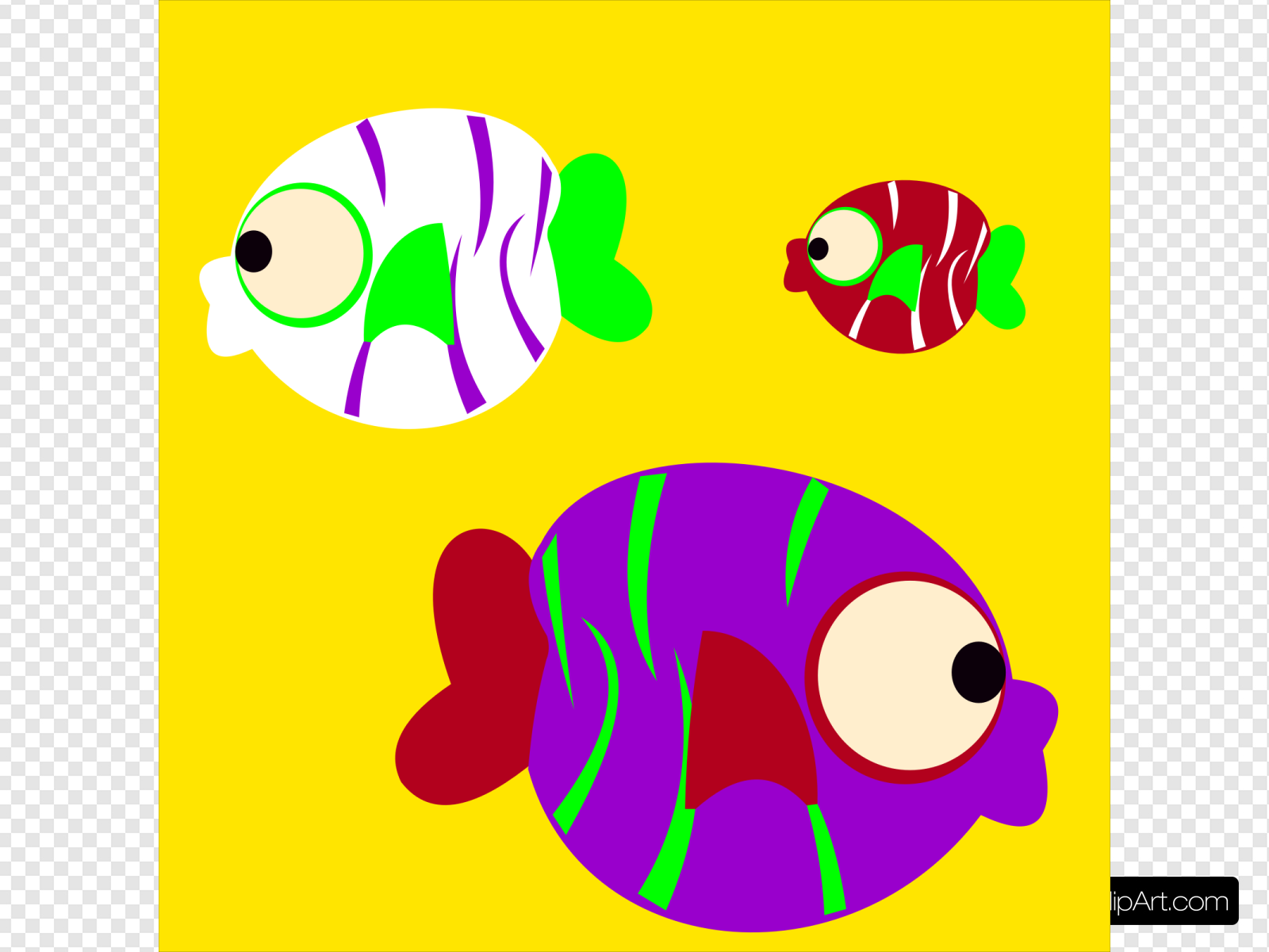 Peces Clip art, Icon and SVG.