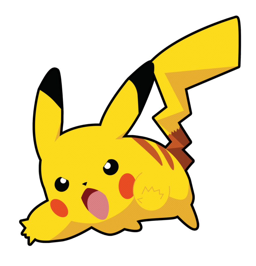 Pikachu PNG by CmOrigins on DeviantArt.