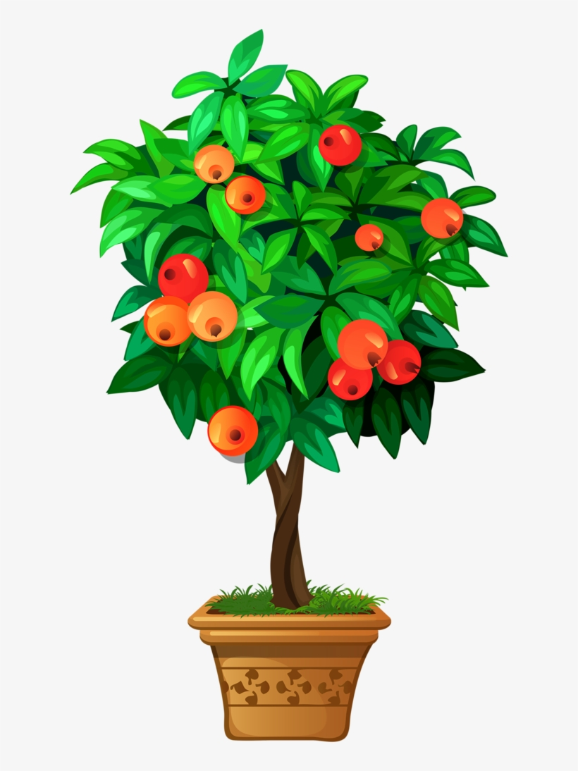 Clipart Roses Apple Tree.