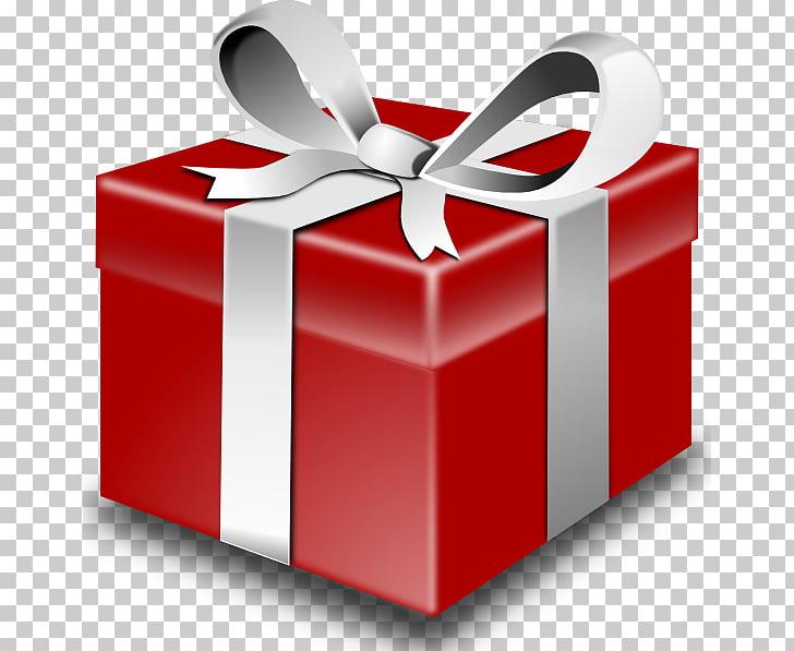 Regalo rojo navidad cumpleaños pequeño regalo s PNG Clipart.