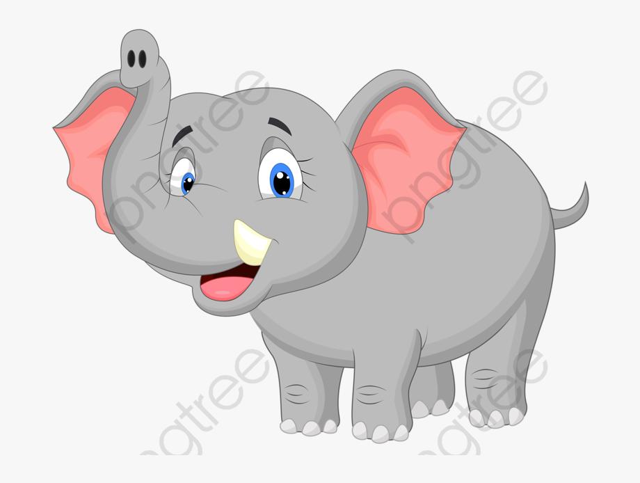 Elephant Png Cute.
