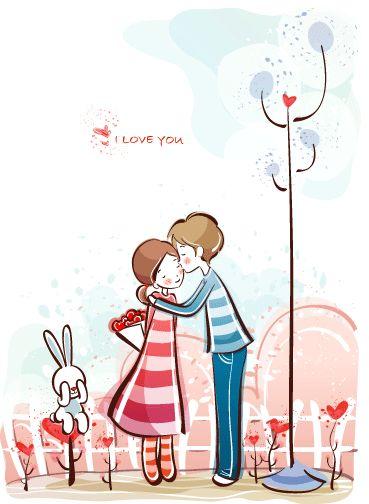 Estampas de San Valentín 2/2.