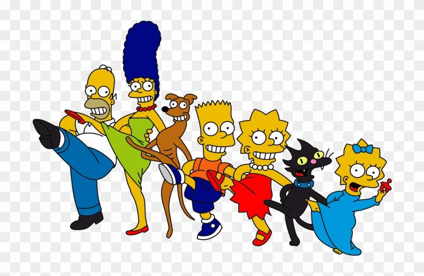 Imágenes De Los Simpson Con Fondo Transparente, Descarga.