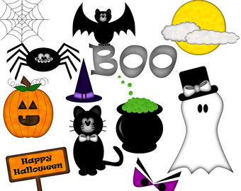 Free Halloween Spider Clipart, Download Free Clip Art, Free.